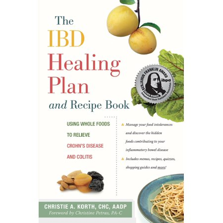 The ibd healing plan and recipe book paperback walmart the ibd healing plan and recipe book paperback forumfinder Image collections