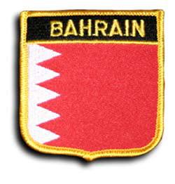 Bahrain Shield Patch
