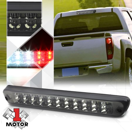 Smoke Tinted Led Third 3rd Brake Light Cargo Function For 04 12 Colorado Canyon 05 06 07 08 09 10 11