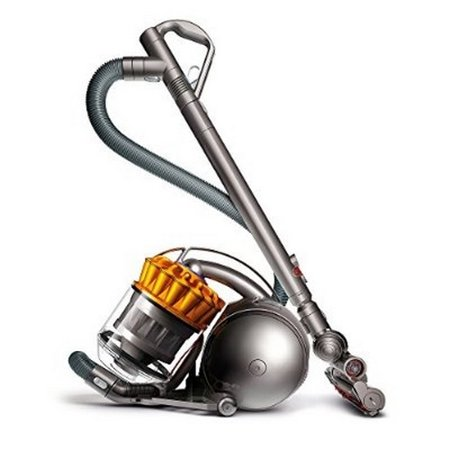 Dyson Ball Multifloor Bagless Canister Vacuum, (Best Canister Filter For Discus)
