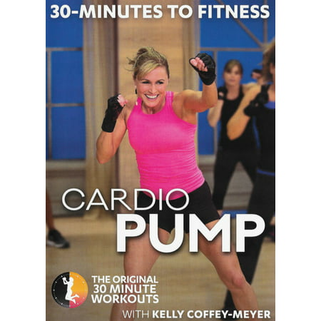 30 Minutes to Fitness: Cardio Pump with Kelly Coffey (DVD)