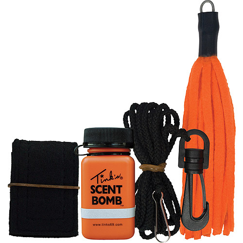 Tink's Trail Pack Combo Scent Dispensing System