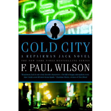 Cold City (Dark City F Paul Wilson)