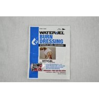 Medique Products 66026 Water Jel Burn Dressing, 2-Inch X 6-Inch