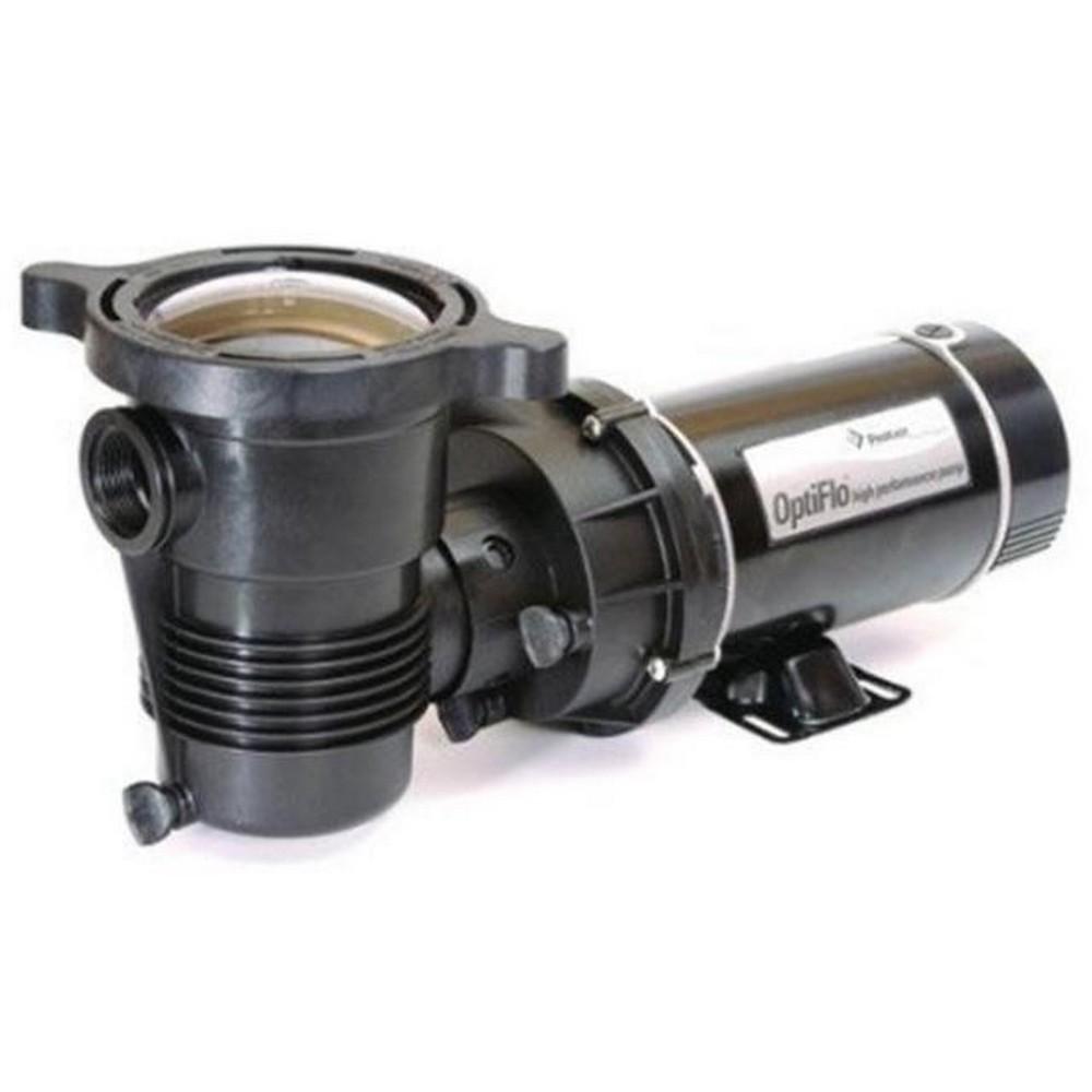 Pentair PacFab 347987 1HP 115V OptiFlo Vertical Discharge Pump w/ 3' TWL Cord