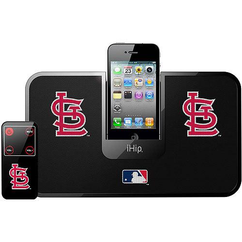 Portable Premium Idock With Remote Control - St. Louis Cardinals Saint Louis Cardinals HPBBSTLIDP