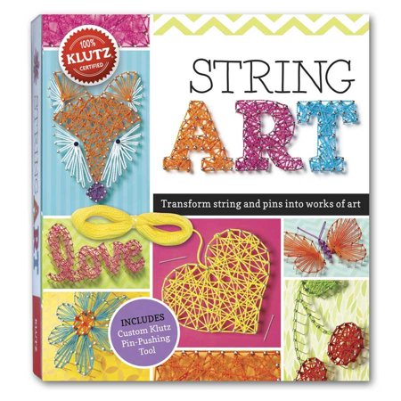 String Art Kits (String Art: Turn String and Pins Into Works of)