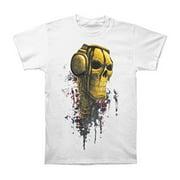 Korn Men's  DJ Death T-shirt White