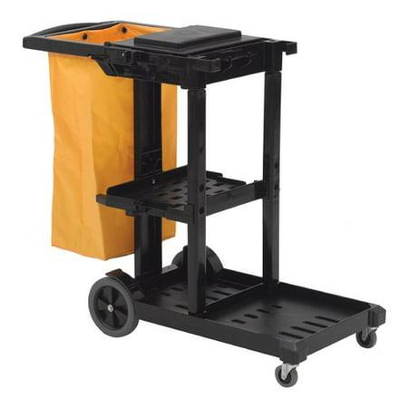 O-Cedar Commercial MaxiRough Utility Cart