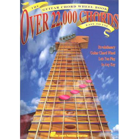 The Guitar Chord Wheel Book (Paperback)