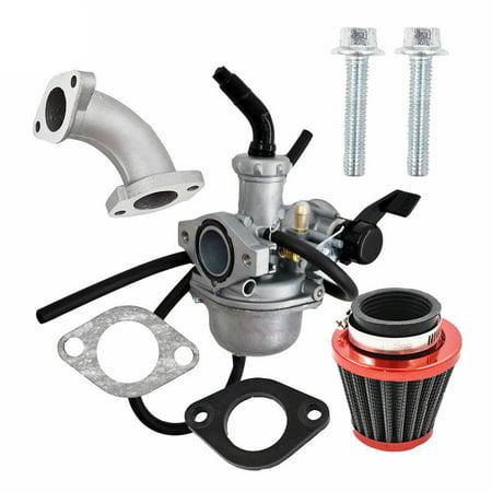22mm Carburetor Air Filter for 110cc 125cc CRF SSR Sunl Taotao Pit Bike