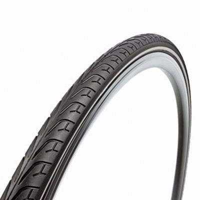 Vittoria Randonneur II Cross/Hybrid Wire Bead Bicycle Tire - Black/Reflective (Hybrid Bicycle Tire Wire Bead)