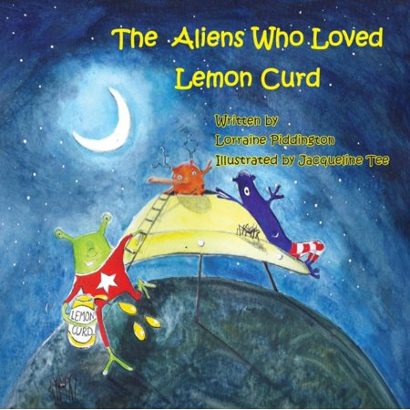 ALIENS WHO LOVED LEMON CURD for $<!---->