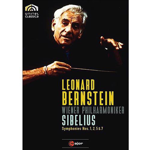 Leonard Bernstein / Wiener Philharmoniker: Sibelius - Symphonies Nos. 1, 2, 5 & 7 (2 Discs)