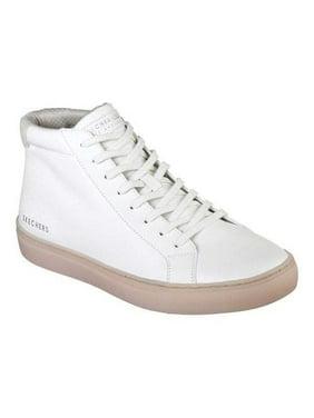7d3a90785049 Product Image Skechers Street Men s Side Street-Arkline White 52444 WHT  With Memory Foam