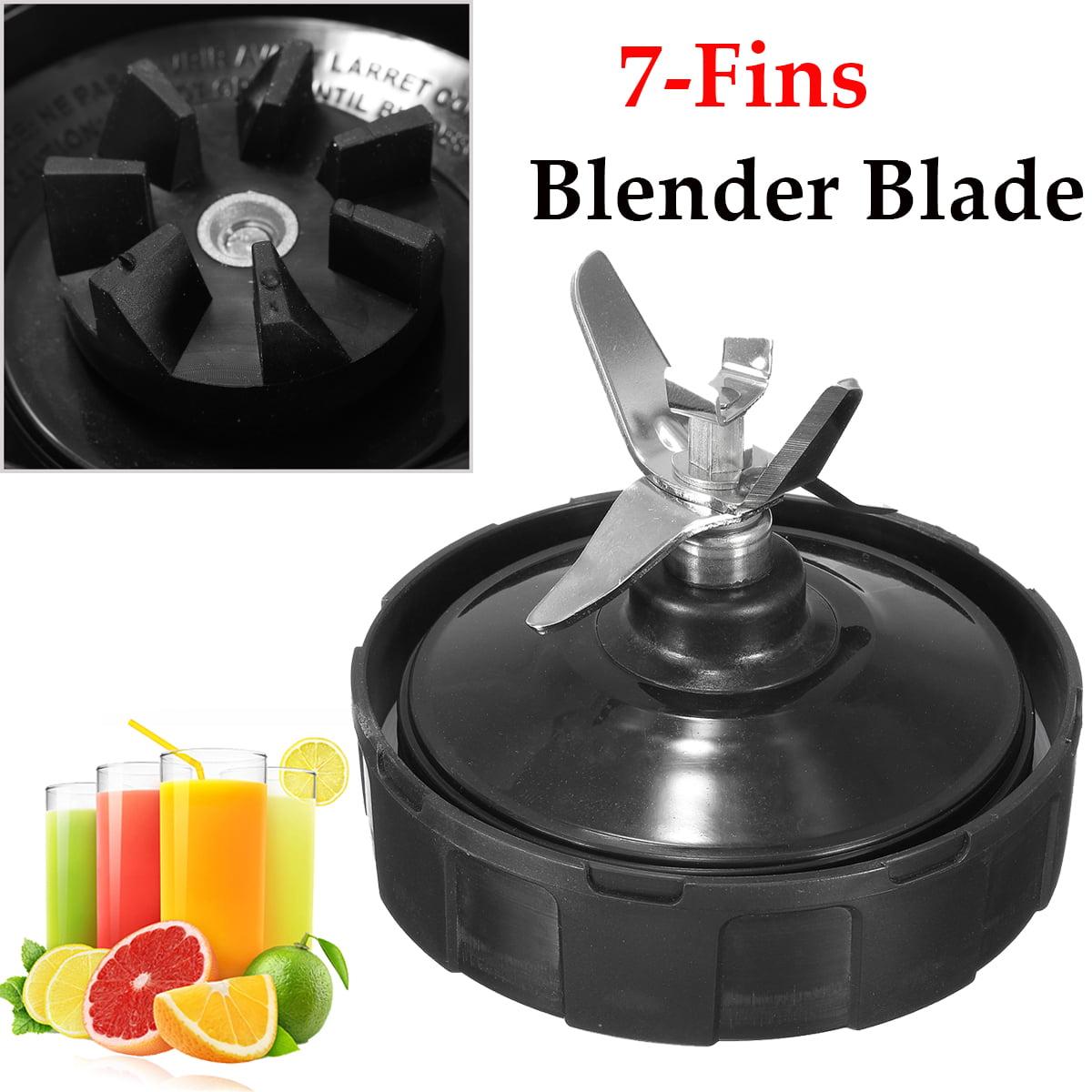 7 Fin Blade 103mm For NUTRI NINJA Blender Juicer Extractor BL487, BL488W, BL490, BL491, BL492, BL492W & BL486