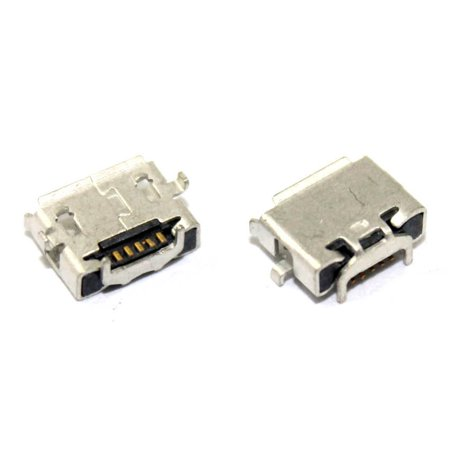 Games&Tech 2 x Micro USB Charging Port Charger for Dell Venue Pro 8 3845 T01D 32GB Tablet Dell Venue Pro Cell Phone