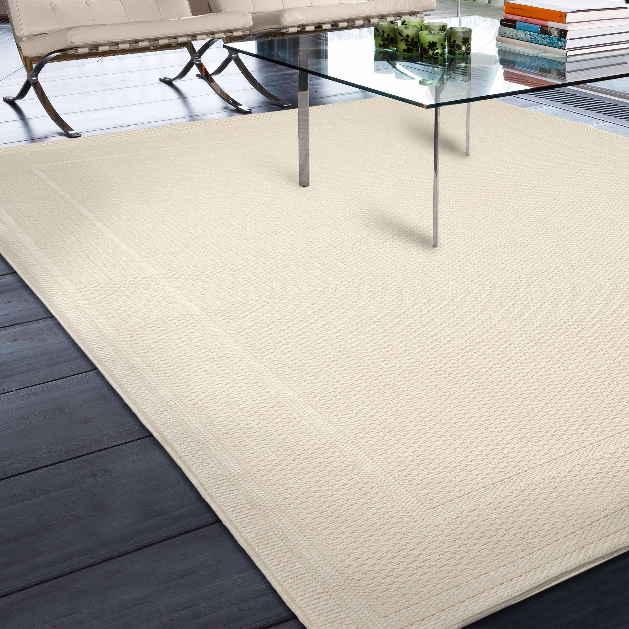 Orian Rugs Indoor Outdoor Border Bonita Area Rug Walmart Com