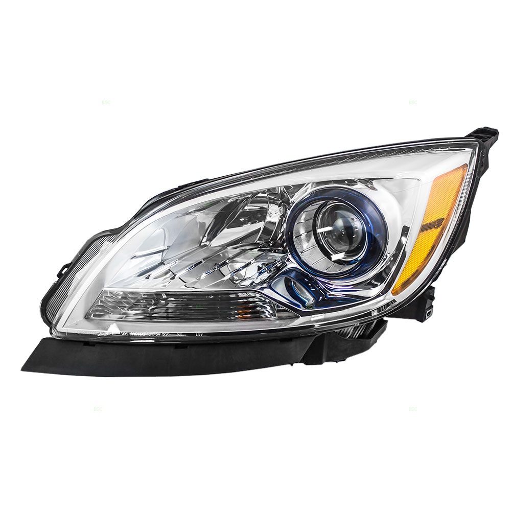 Drivers Halogen Combination Headlight Headlamp Replacement for Buick Verano 23216004