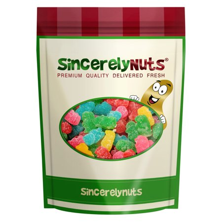 Sincerely Nuts, Sour Bears, 3 LB Bag