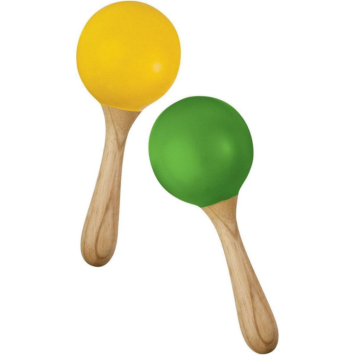 Hohner Green Tones Egg Maracas by Hohner