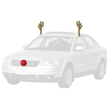 Reindeer For Cars (Mystic Industries Reindeer Car)