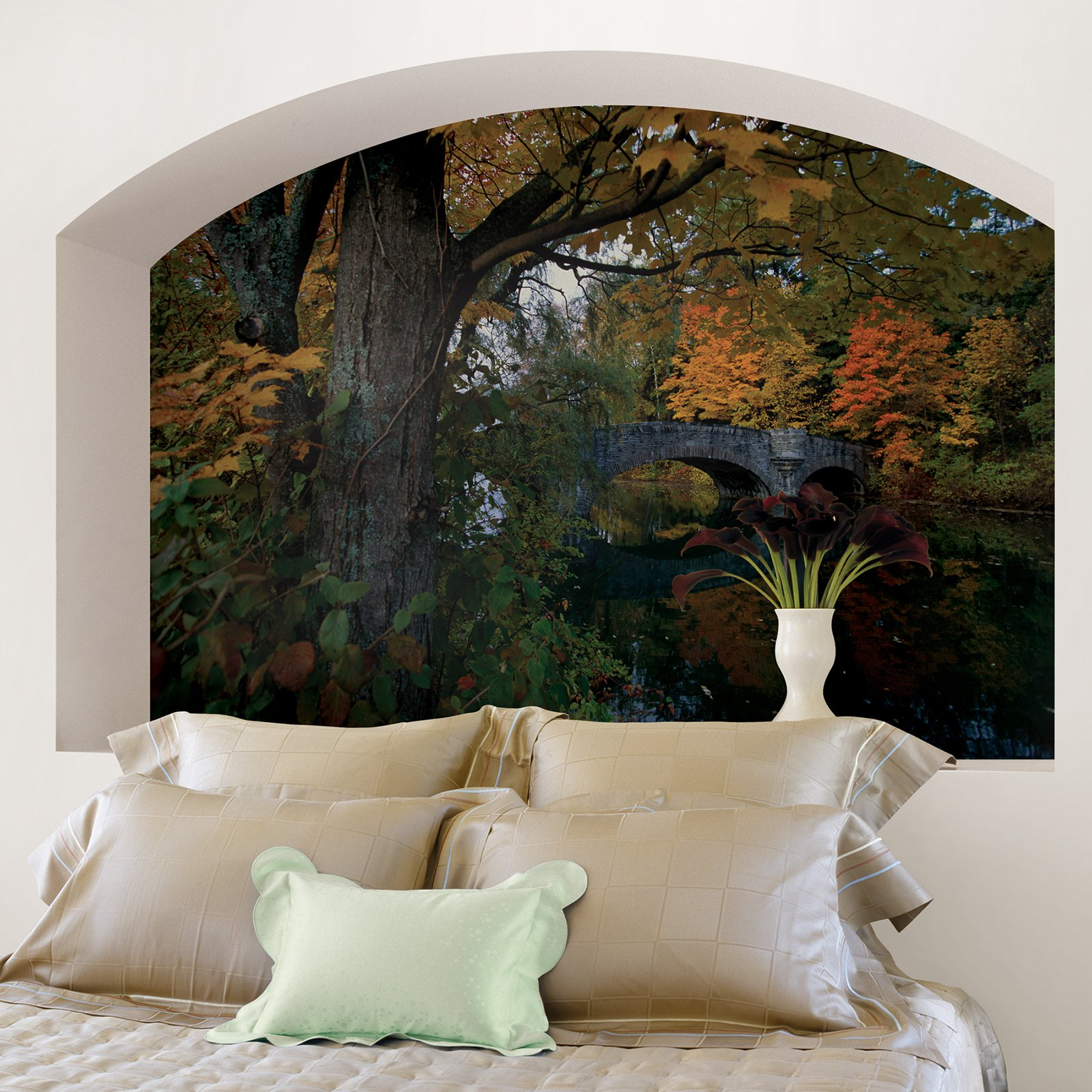 National Geographic Fall Foliage Wall Mural