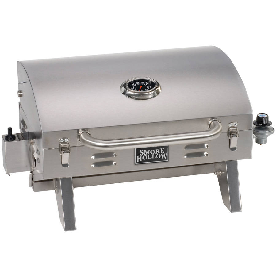 Stainless Steel Tailgate & Portable Grill by Outdoor Leisure Products