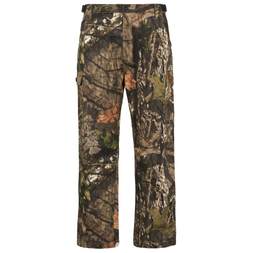 Scent Blocker Men's Cotton 6 Pocket Pant Mossy Oak Country W/ Drawstring Ankle Adjustment - (2XL)