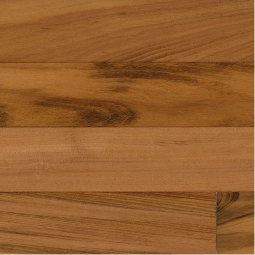 IndusParquet 5'' Engineered Tigerwood Hardwood Flooring in Natural