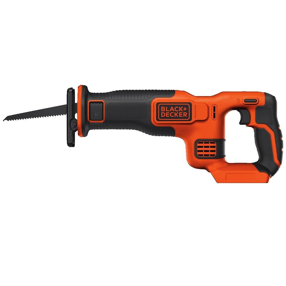 Black & Decker Black+decker Bdcr20b 20v Max Lithium Reciprocating Saw - Battery And Charger...