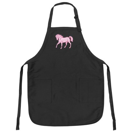 - Horse Theme Apron DELUXE Horse APRONS Barbecue Grilling or Kitchen
