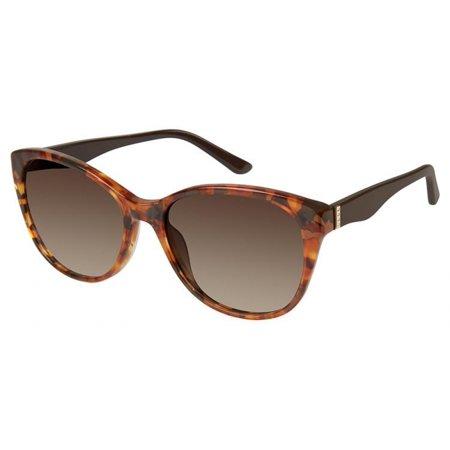 ELLE Sun EL 14849 Sunglasses BR (Elle Sunglasses)