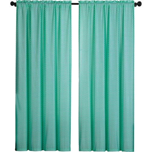 VCNY Eva Single Curtain Panel