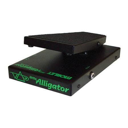 Stereo Volume Pedal - Steve Vai Little Alligator Volume Pedal Pal