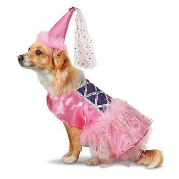 Halloween Costumes Medium Sized Dogs (Petco Halloween Pink Princess Medium Size- Dog costume Brand New So)