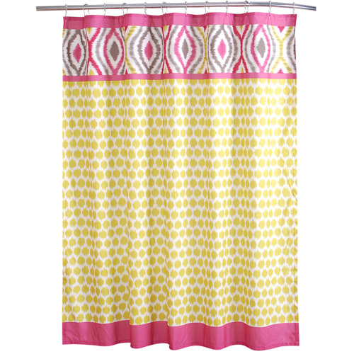 Waverly Optic Delight Collection Shower Curtain