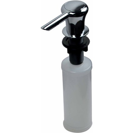 Stoko Vario Ultra Dispenser - Ultra Faucets UFP-0011 Chrome Kitchen Sink Soap and Lotion Dispenser