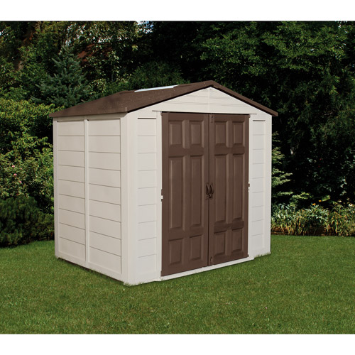 Suncast 7.5' x 5' Storage Building