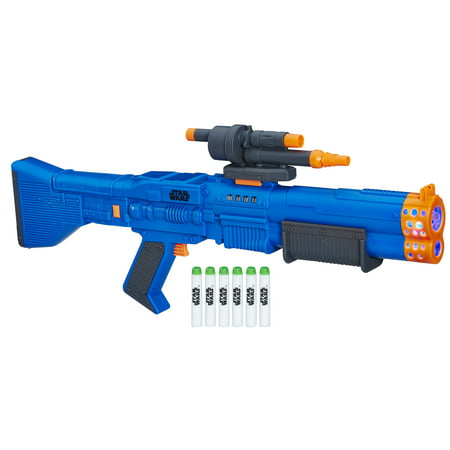 Star Wars Nerf Chewbacca Blaster - Star Wars Nerf Guns
