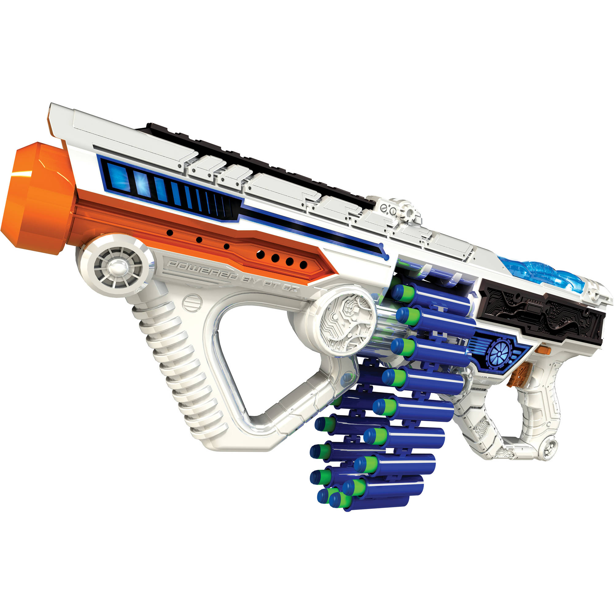 Adventure Force Light Command Light-up Motorized Blaster