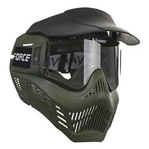 V-FORCE Armor Fieldvision GEN 3 Paintball Mask / Goggles - -