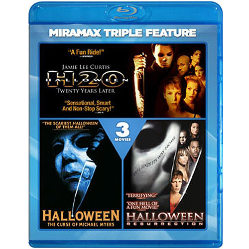 Halloween 3-Film Collection (Blu-ray) (Widescreen)