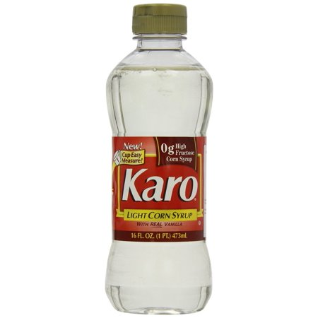 12 PACKS : Karo Light Corn Syrup, 16 fl oz