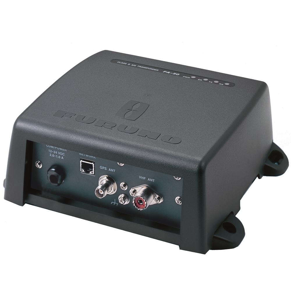 FURUNO FA50 AIS CLASS B WITH  GPS ANTENNA NEEDS VHF ANTENNA