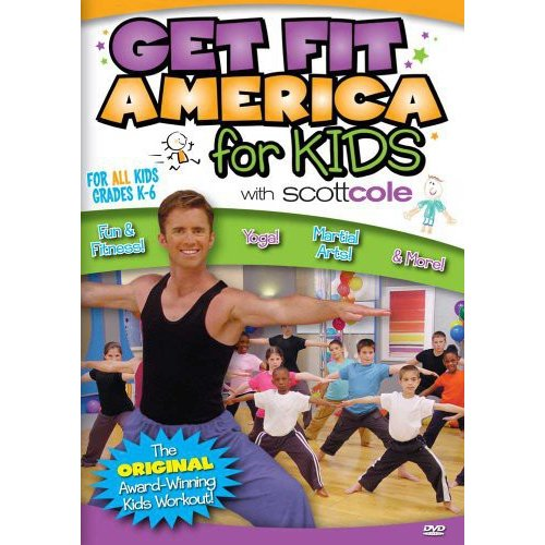 Scott Cole: Get Fit America For Kids