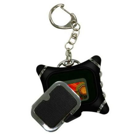 NEXTAR N1-102 1.1-Inch Black Key Chain Photo Viewer