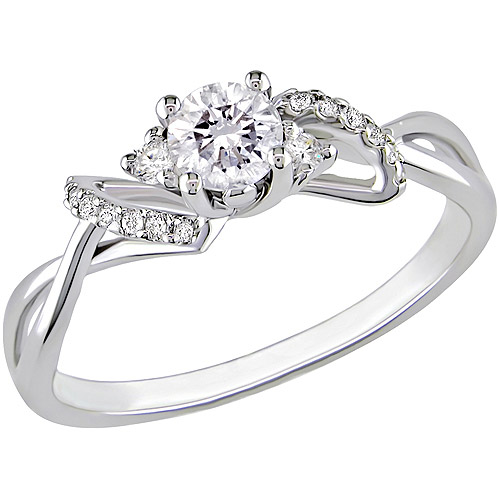 Miabella 38 Carat Tw Diamond 10kt White Gold Loop Style. Peridot Side Stone Wedding Rings. Gold 2016 Engagement Rings. Pure Silver Wedding Rings. Large Engagement Rings. Tooth Rings. Gents Wedding Rings. Sparkling Wedding Rings. Declaration Engagement Rings