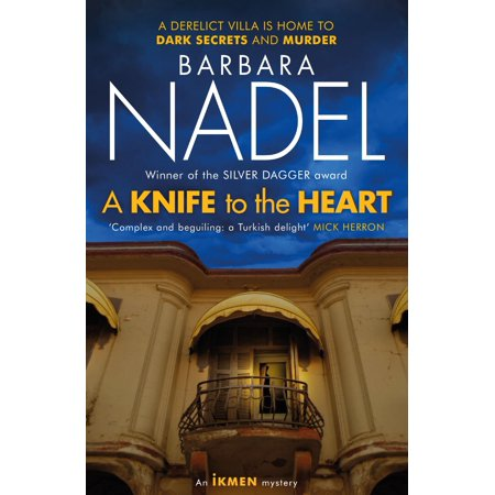 A Knife to the Heart (Ikmen Mystery 21) - eBook Knife Through Heart