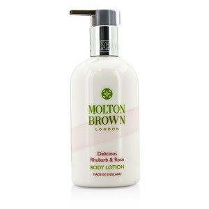 Molton Brown Delicious Rhubarb & Rose Body Lotion,10 Oz